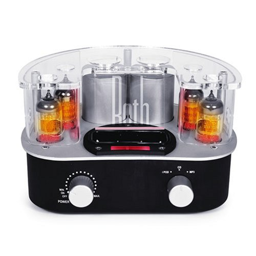 Roth Music Cocoon MC4 - Amplifier with iPod cradle