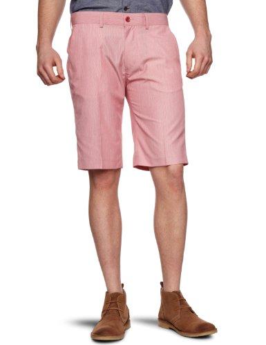 Farah Vintage The Mayhew Men's Shorts Berry W32 IN