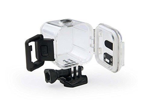 Hapurs discount duty free Hapurs Diving Waterproof Housing Protective Case Cover For GoPro 4 Hero Session Sport Camera Accessories
