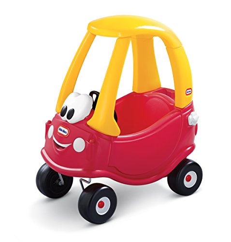 Best Buy! Little Tikes Fully Assembled Cozy Coupe: Ready to Ride - Amazon Exclusive