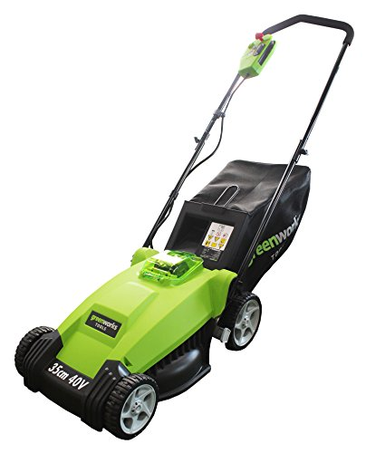 greenworks-tools-2500067-a-40-v-35-cm-lithium-lawnmower-green