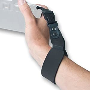 OP/TECH USA SLR Wrist Strap (Black)
