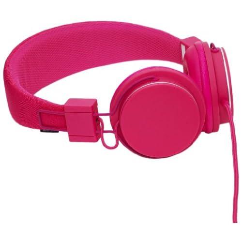 Urbanears?????????? The Plattan Headphones ?Cerise?の写真01。おしゃれなヘッドホンをおすすめ-HEADMAN(ヘッドマン)-