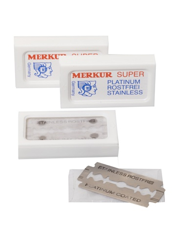Merkur Combo Pack of 30 Razor Blades (Best Safety Razor Blades compare prices)