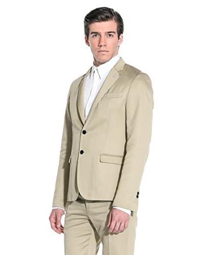 Costume National Giacca Classica Uomo [Blu]