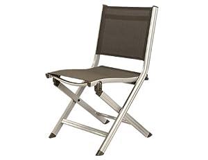 kettler basic plus balkon sessel silber anthrazit gestell silber textilene anthrazit. Black Bedroom Furniture Sets. Home Design Ideas