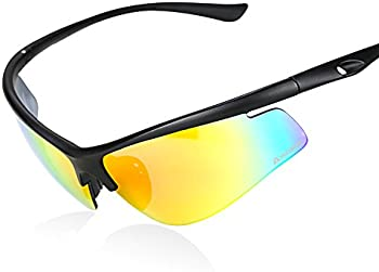 HODGSON UV400 Polarized Unisex Sunglasses