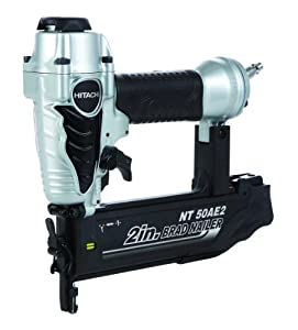 Hitachi NT50AE2 18-Gauge 5/8-Inch to 2-Inch Brad Nailer,Hitachi,NT50AE2,TRV127496,New