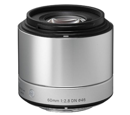 SIGMA Art 60 mm f/2.8 DN schwarz - Objektiv für Panasonic/Olympus