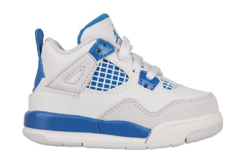 Jordan 4 Retro Toddler's Basketball Sneaker (308500 105), 10