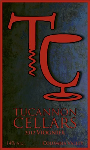 2012 Tucannon Cellars Viognier 750 Ml