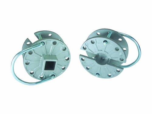 Field Guardian Polyrope Tensioner, Silver