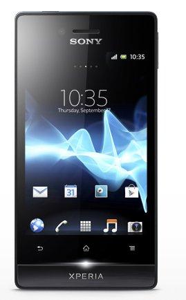 Sony Xperia Miro ST23i 4Gb | Black image