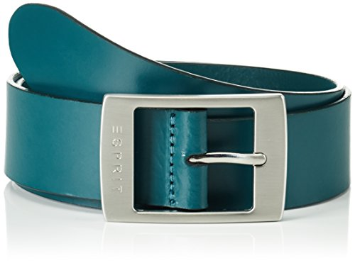 ESPRIT 096EA1S001, Cintura Donna, Verde (Dark Teal Green), Small