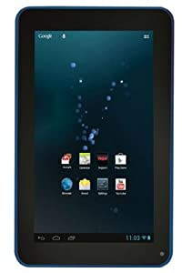 "RCA 7"" Tablet with 8gb Memory, Android 4.1 Operating System, MP3 Player, Google Mobile Services"
