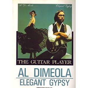 ギタープレイヤー/アルディメオラ「エレガントジプシー」 (ギター・プレイヤー)