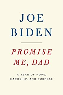 Book Cover: Promise Me, Dad: A Year of Hope, Hardship, and Purpose