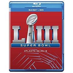 NFL Super Bowl LIII [Blu-ray]