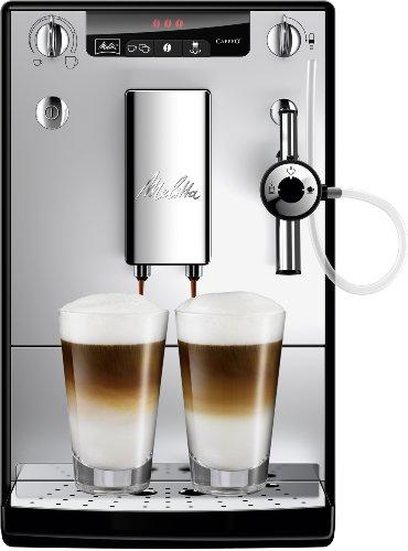 Melitta E 957-103 Kaffeevollautomat Caffeo Solo & Perfekt Milk (Cappuccinatore) silber thumbnail