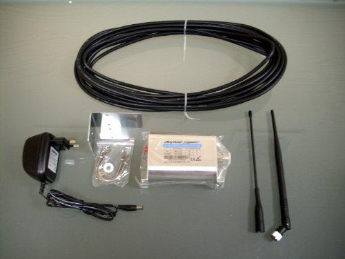 HUKITECH AT400 GSM Repeater Antenne Verstärker D2 Vodafone 900MHz