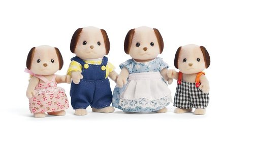 sylvanian families   family	of beagle