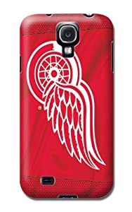 Detroit Red Wings Galaxy NHL S4/samsung 9500 Case (Detroit Red Wings3)