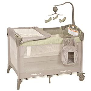 Baby Trend Nursery Center Playard Maximilian Best Buy