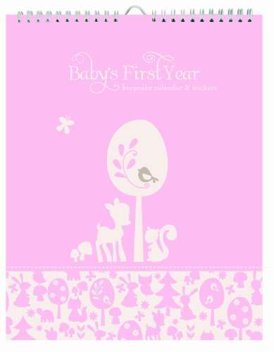 Baby Girl Record Book front-9559