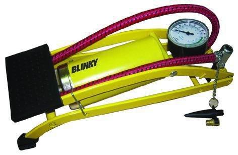 Blinky 3572520 Pompe per Cicli a Pedale con Manometro