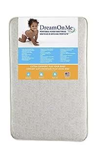 """Buy Dream On Me 3"""" Foam Graco Pack 'N Play Mattress Online ..."""