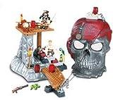 Mega Bloks Pirates of the Caribbean Buccaneer's Hideout