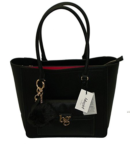 Borsa shopping due manici BLUGIRL BG 813002 women bag NERO