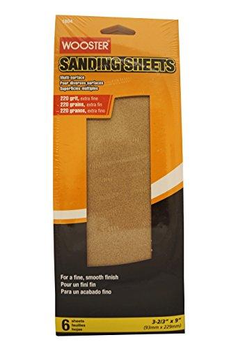 wooster-brush-1804-sanding-sheets-6-pack