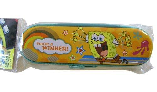 Nick Jr. Spongebob Tin Zipper Pencil Case