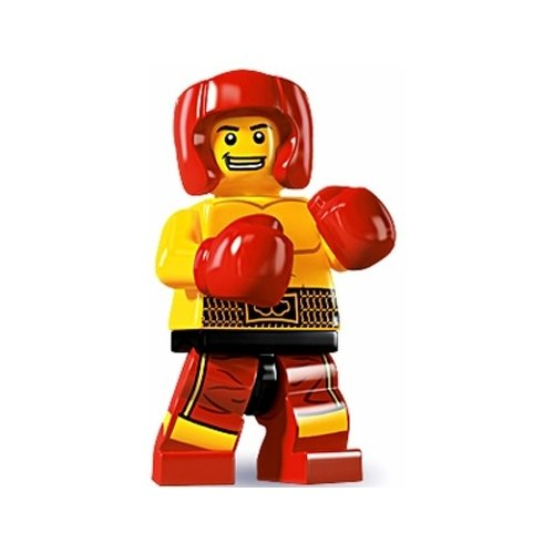 Lego Series 5 Mini Figure Boxer - 1