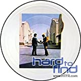 "Pink Floyd "" Wish You Were Here "" ULTRA RARE 180 Gram Vinyl PICTURE DISC Record Album LP w/ Special LIMITED DIE-CUT Cover"
