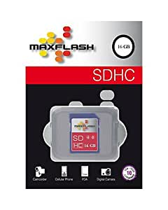 Technaxx Carte mémoire Maxflash Secure Digital High Capacity (SDHC) Class 6 16 Go