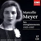 Marcelle Meyer: Piano Works Recorded Between 1925 And 1957by Marcelle Meyer