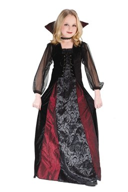 Gothic Girls Maiden Vamp Costume Mediana 8.10