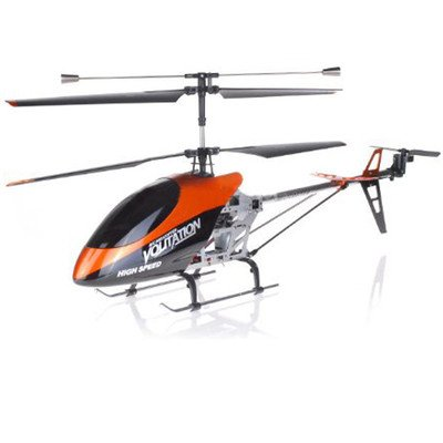 Double Horse 26 35 Channel Outdoor Metal Gyro Remote Control Helicopter