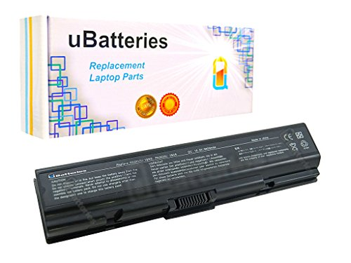 Click to buy UBatteries Laptop Batteries Toshiba Satellite A205-S7459 A205-S6810 A205-S6812 A205-S7442 A205-S7443 A205-S7456 A205-S7458 - 9 Cell, 6600mAh - From only $47.95