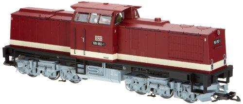 Piko 37540 - G Schmalspur-Diesellok BR 199 Harzkamel Epoche V