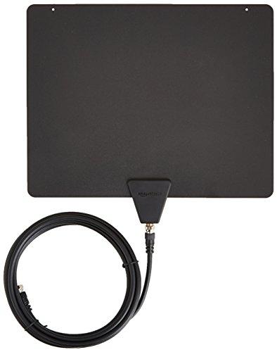 AmazonBasics Ultra Thin Indoor HDTV Antenna