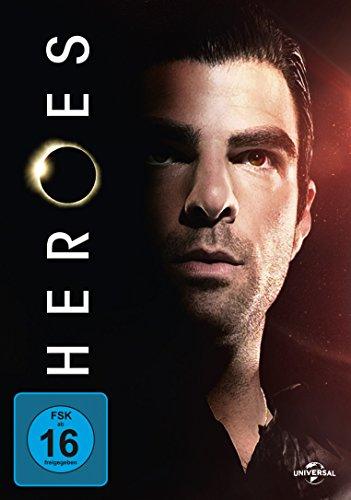 Heroes - Season 4 [6 DVDs]