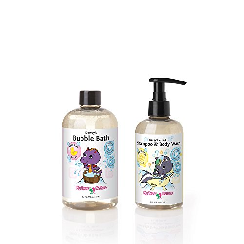 My True Nature Tubby Time Set, 20 Fluid Ounce