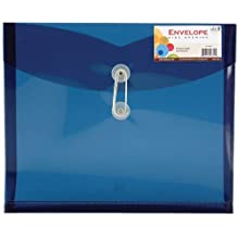 DocIt Side Open Envelope, 8 x 10 Inches, Assorted Colors, (00891)