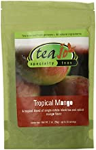 Teajo Whole Leaf Tea Tropical Mango 25 Ounce