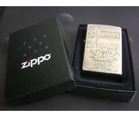 zippo(ジッポー) 鬼浜爆走愚連隊 バレル加工 2005年製造
