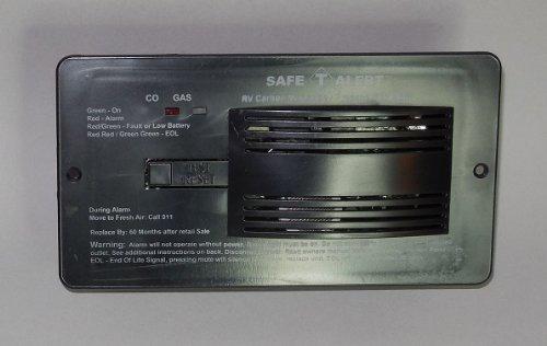Safe T Alert 70 742 Carbon Monoxide And Lp Alarm Flush