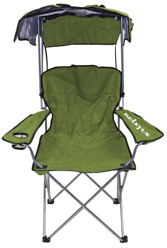 Kelsyus Original Canopy Chair,Green